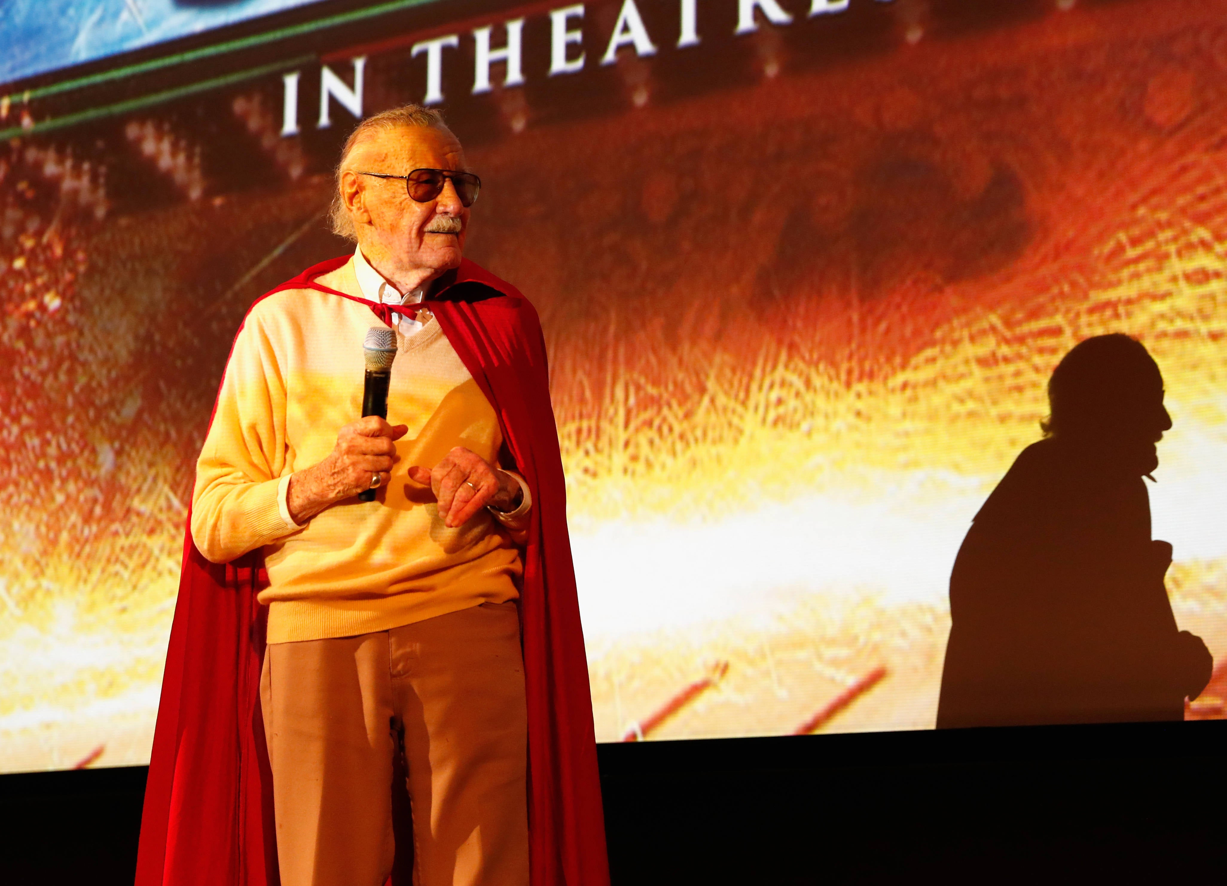 Stan Lee Comments On Doctor Strange Cameo