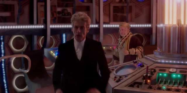 Doctor Who Christmas Special - Official First Look [HD] screen capture