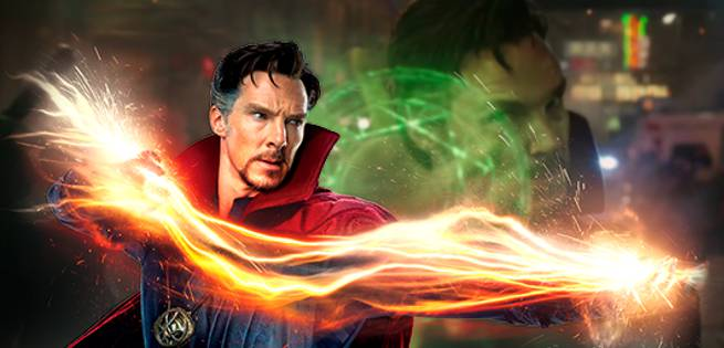 New Doctor Strange Trailer & TV Spot Will Have You Questioning Reality