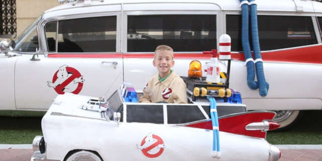 Ecto1 Ghost Corps