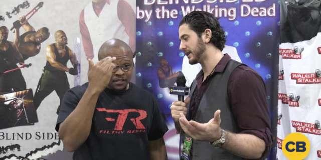 Exclusive Interview: IronE Singleton screen capture