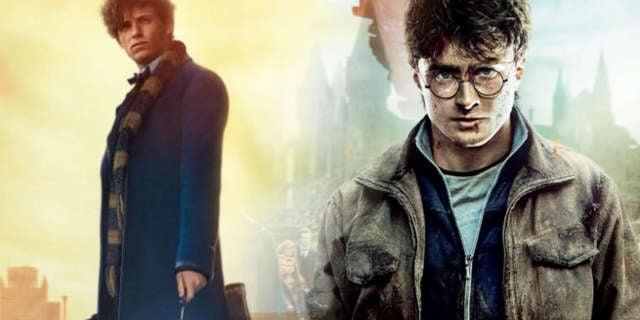 Fantastic Beasts Harry Potter
