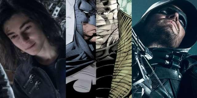 Gotham Hush Arrow