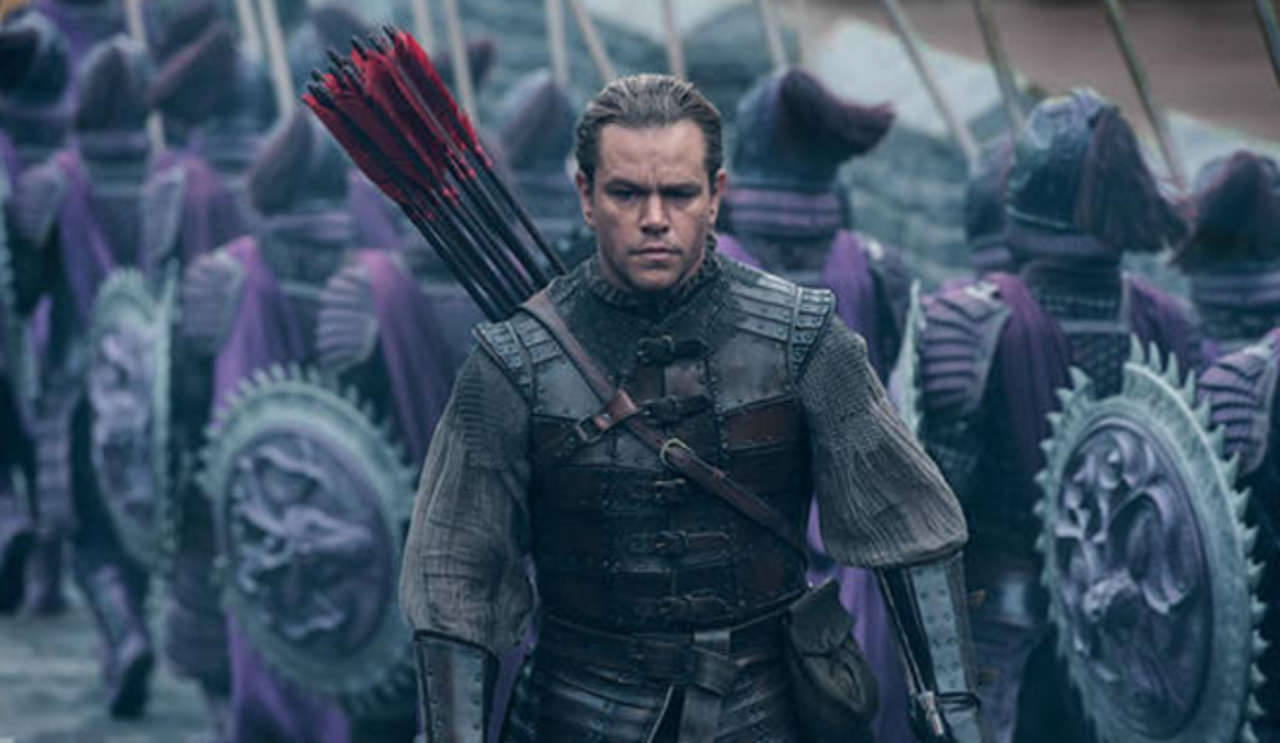 The Great Wall: Matt Damon Just Made Up His Character's Accent