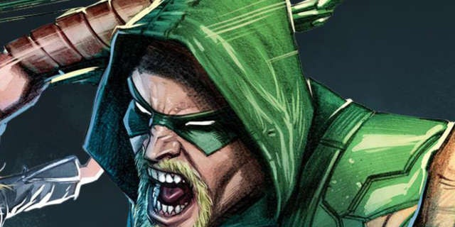 Green Arrow 75 Year Poster