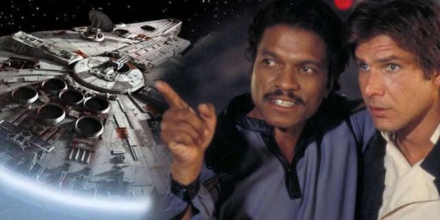 Han Falcon Lando