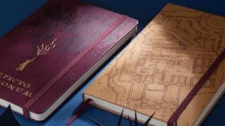 Harry Potter Notebooks Header