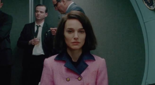 Jackie Trailer Released, Natalie Portman Stuns