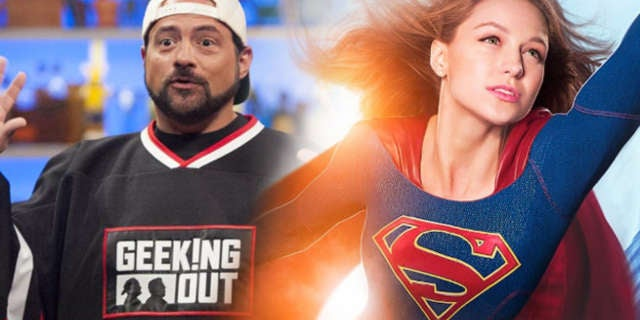 Kevin Smith Supergirl