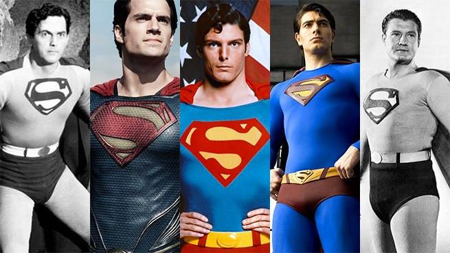 live action superman