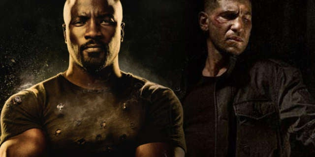 Luke Cage Punisher