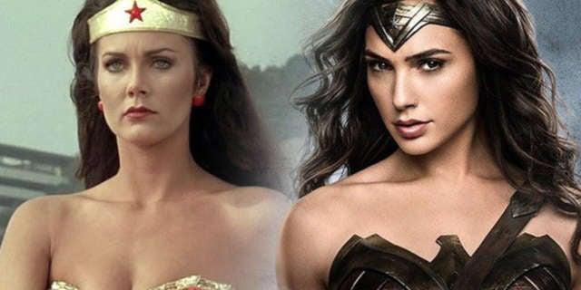 Lynda Carter Wonder Woman Day