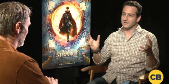 Mads Mikkelsen Talks Doctor Strange screen capture