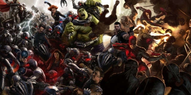 Marvel Movie Netflix Crossover