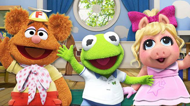 Muppet Babies Reboot 2018 Disney Jr.