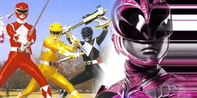 Power Rangers Fan Trailer