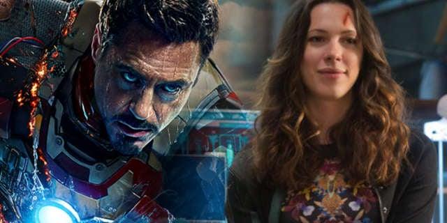 Rebecca Hall Iron Man 3