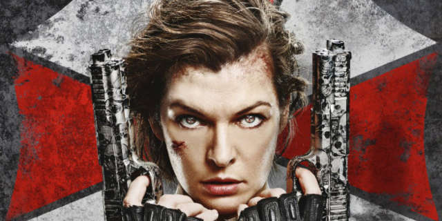 Resident Evil Final Chapter Trailer International