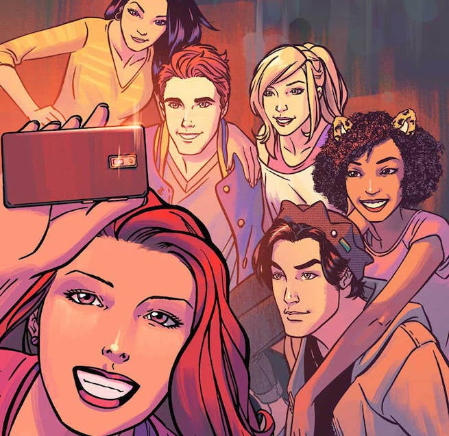 road to riverdale comic pdf