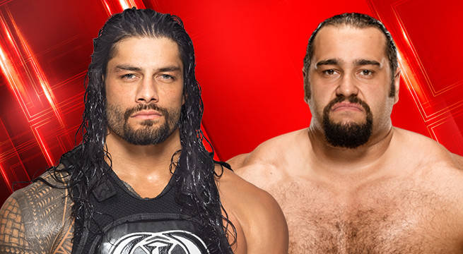 Roman Reigns Owns Rusev In New WWE Hell In A Cell Clip