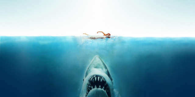 Scaries Movie Monsters - Jaws
