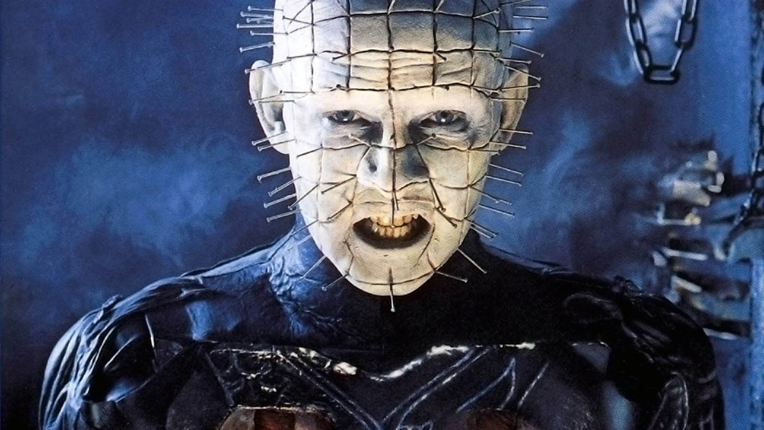 Doug Bradley Wears Pinhead Makeup For First Time In Over A Decade