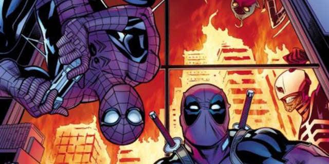 SpiderMan Deadpool 10 Header