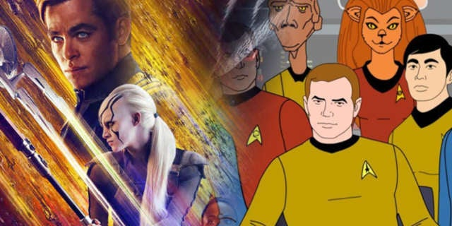Star Trek Beyond Animated Series