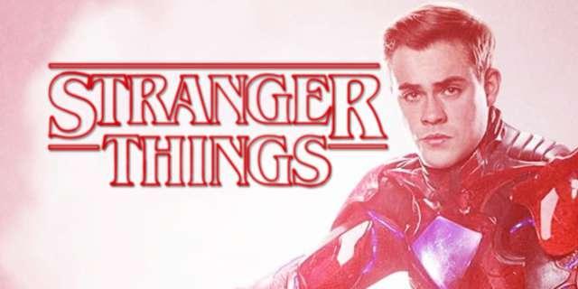 strangerthings-powerrangers