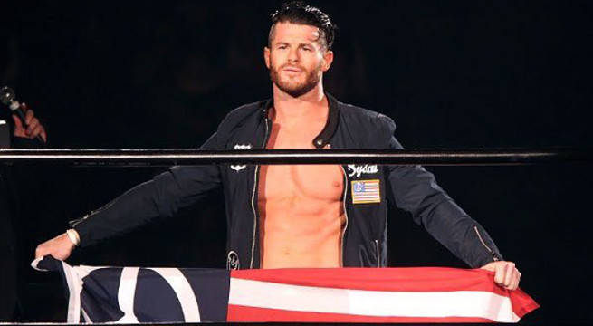 Matt Sydal Has Been Arrested In Japan For Possession Of Cannabis