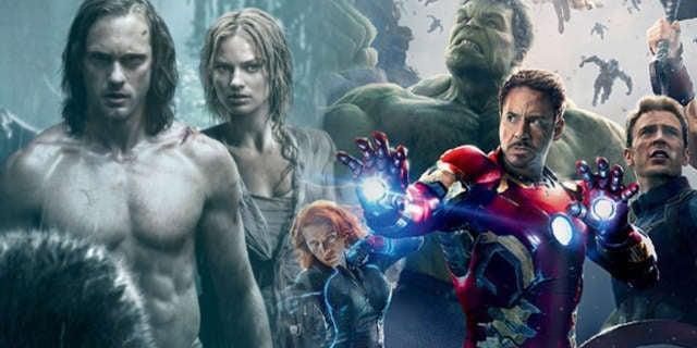 Tarzan Avengers 2