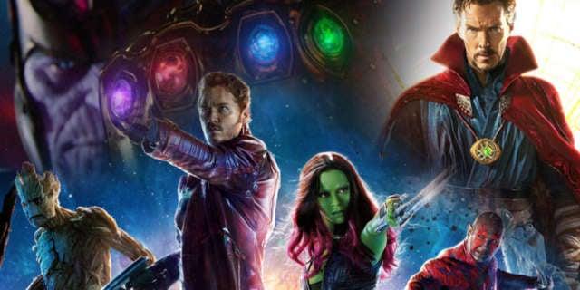 Thanos Doctor Strange Guardians Galaxy
