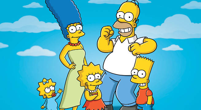 A Word 'The Simpsons' Made Up Is Now in the Dictionary