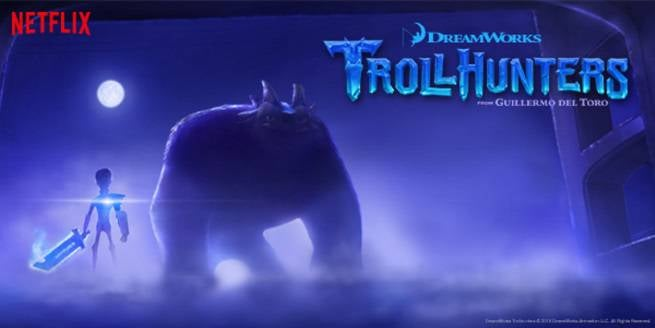 Guillermo Del Toro's Trollhunters Trailer Released Online