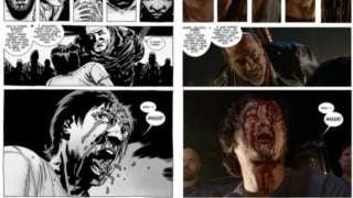 TWD Glenn comics