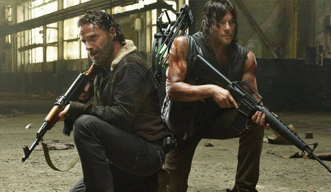 Watch the first trailer for The Walking Dead season 7 episode 2