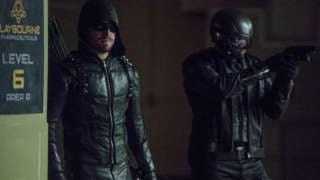 Arrow Diggle Leave Behind