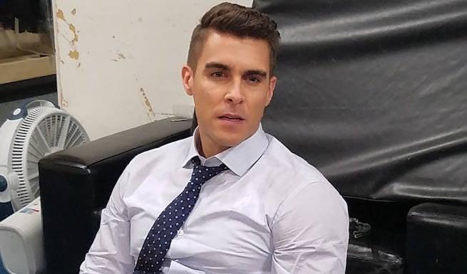 Arrow's Josh Segarra R...