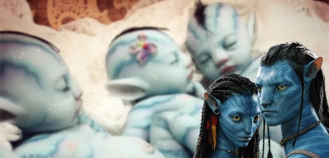 Creepily Realistic Avatar Na Vi Dolls