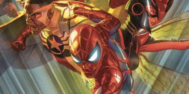 Avengers 1 Cover Header