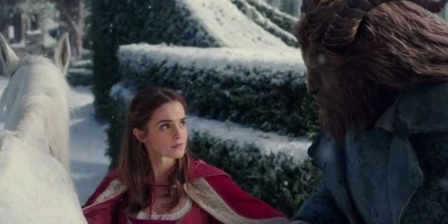 Beauty and the Beast - Official Trailer #2 [HD] screen capture