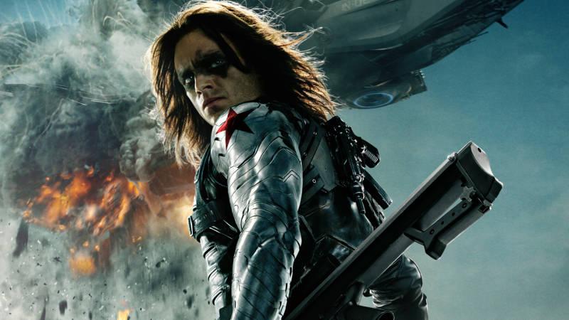 Best Marvel Cinematic Universe Movie Villains - The WInter Soldier