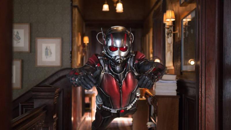 Best Marvel Cinematic Universe Movies - Ant Man