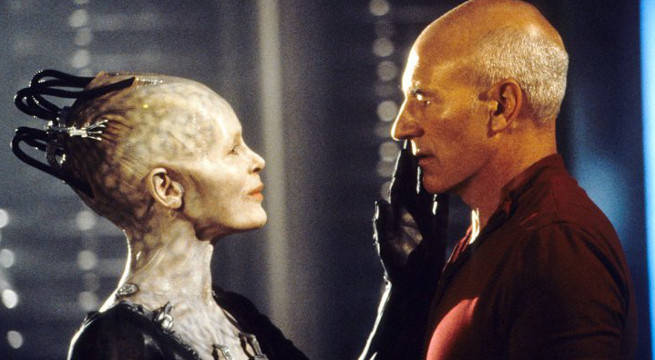 Cher Almost Played The Borg Queen In Star Trek: First Contact