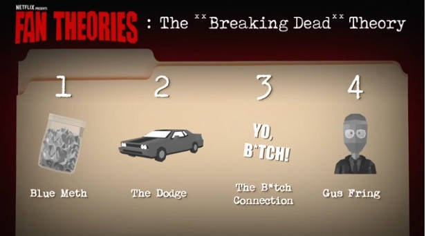 Netflix Asks If Breaking Bad Is The Walking Dead Prequel