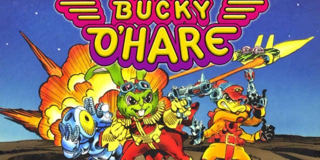 Bucky OHare Boss Fight Studio