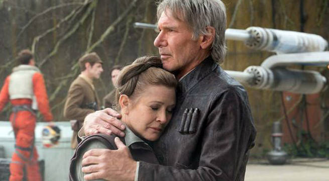 Carrie Fisher Shocked by Reaction to 'Star Wars' Affair With Harrison Ford