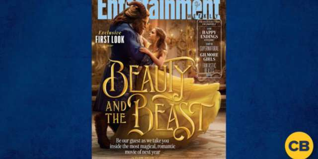 ComicBook BREAKING NEWS: FIRST LOOK AT BEAUTY & THE BEAST screen capture