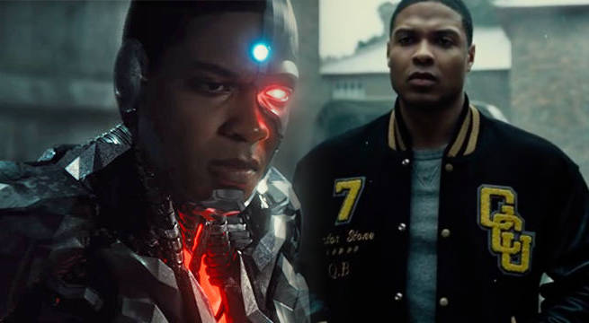 Ray Fisher Describes Cyborg In Justice League