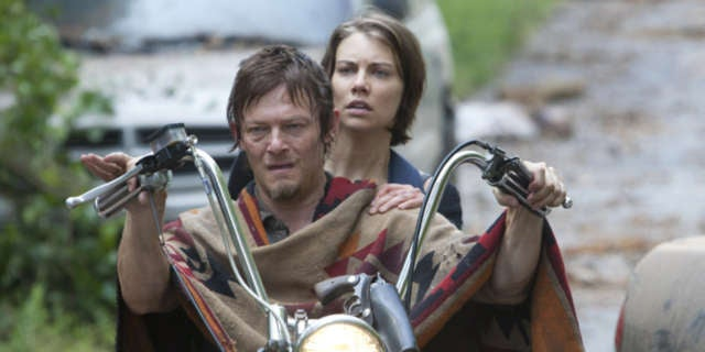 Daryl-Maggie-The-Walking-Dead-3-Temporada